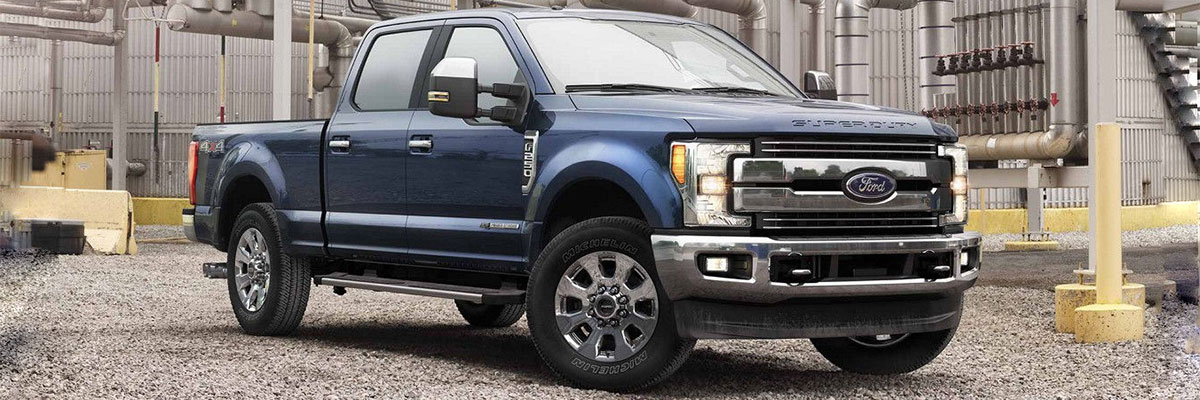 used Ford Super Duty F-250 SRW