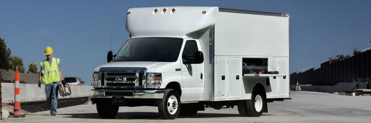 Used Ford Econoline Commercial Vans